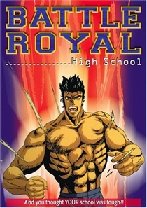 Battle Royal High School - Poster / Capa / Cartaz - Oficial 1