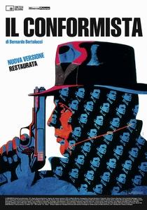 O Conformista - Poster / Capa / Cartaz - Oficial 3