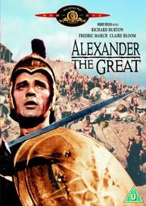 Alexandre o Grande - Poster / Capa / Cartaz - Oficial 7