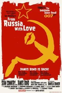 Moscou Contra 007 - Poster / Capa / Cartaz - Oficial 3