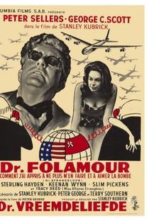 Dr. Fantástico - Poster / Capa / Cartaz - Oficial 3