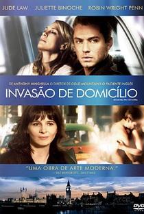 Invasão de Domicílio - Poster / Capa / Cartaz - Oficial 3