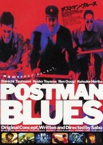 Postman Blues - Poster / Capa / Cartaz - Oficial 2