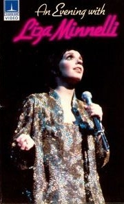Liza Minnelli in concert - Poster / Capa / Cartaz - Oficial 1
