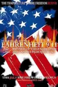 Fahrenheit 11 de Setembro - Poster / Capa / Cartaz - Oficial 2