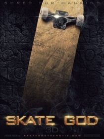 Skate God - Poster / Capa / Cartaz - Oficial 1