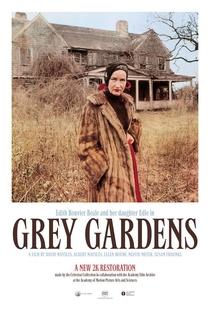 Grey Gardens - Poster / Capa / Cartaz - Oficial 3