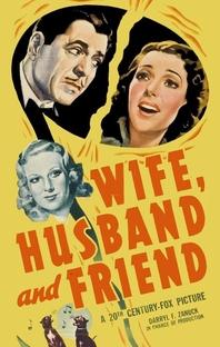 Marido, Esposa e Amiga - Poster / Capa / Cartaz - Oficial 1