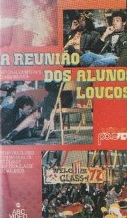 A Reunião dos Alunos Loucos - Poster / Capa / Cartaz - Oficial 2