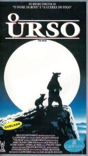O Urso - Poster / Capa / Cartaz - Oficial 2