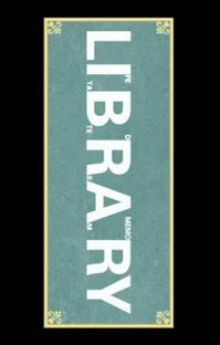 Library - Poster / Capa / Cartaz - Oficial 1
