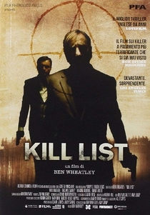 Kill List - Poster / Capa / Cartaz - Oficial 3