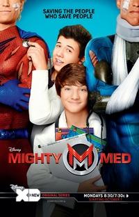 Mega Med (1ª Temporada) - Poster / Capa / Cartaz - Oficial 1