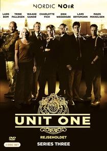 Unit One (3ª Temporada) - Poster / Capa / Cartaz - Oficial 1