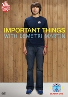 Important Things with Demetri Martin (1ª Temporada) (Important Things with Demetri Martin (Season 1))