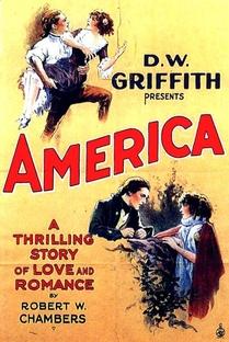 América - Poster / Capa / Cartaz - Oficial 2