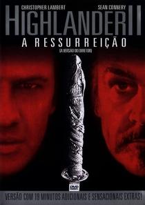 Highlander II - A Ressurreição - Poster / Capa / Cartaz - Oficial 7