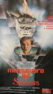 Mensageiro de Satanás - Poster / Capa / Cartaz - Oficial 7