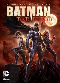 Batman: Sangue Ruim - Poster / Capa / Cartaz - Oficial 1