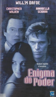 Enigma do Poder - Poster / Capa / Cartaz - Oficial 6