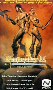Deathstalker 2 - Duelo de Titãs - Poster / Capa / Cartaz - Oficial 2