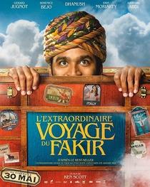 A Extraordinária Jornada do Fakir - Poster / Capa / Cartaz - Oficial 3