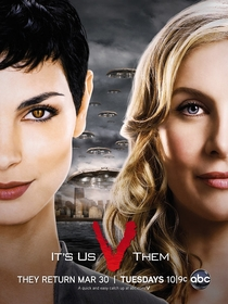 V – Visitors (1ª Temporada) - Poster / Capa / Cartaz - Oficial 3