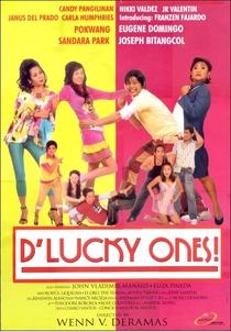 D' Lucky Ones! - Poster / Capa / Cartaz - Oficial 1