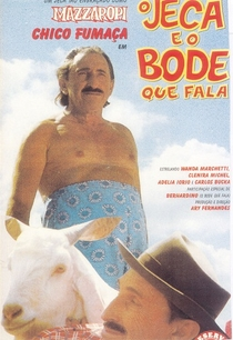 O Jeca e o Bode - Poster / Capa / Cartaz - Oficial 2