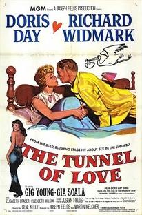 O Túnel do Amor - Poster / Capa / Cartaz - Oficial 1