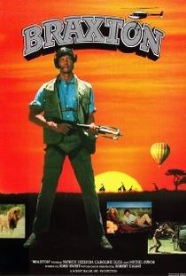 Braxton - O Predador - Poster / Capa / Cartaz - Oficial 1