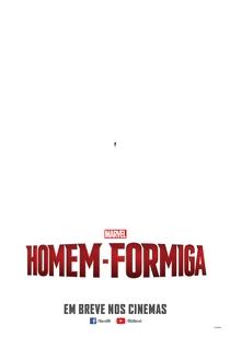 Homem-Formiga - Poster / Capa / Cartaz - Oficial 2