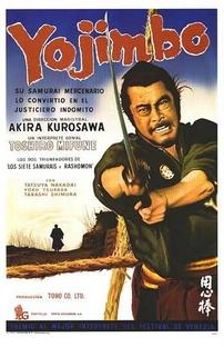 Yojimbo, o Guarda-Costas - Poster / Capa / Cartaz - Oficial 2