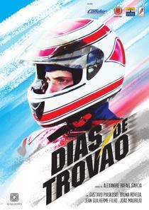 Dias de Trovão - Poster / Capa / Cartaz - Oficial 1