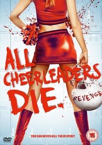 Todas as Cheerleaders Devem Morrer - Poster / Capa / Cartaz - Oficial 4