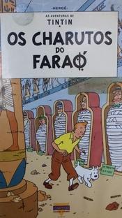 As Aventuras de Tintim - Os Charutos do Faraó - Poster / Capa / Cartaz - Oficial 1