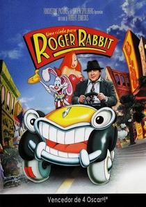 Uma Cilada para Roger Rabbit - Poster / Capa / Cartaz - Oficial 7