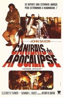 Canibais do Apocalipse - Poster / Capa / Cartaz - Oficial 2