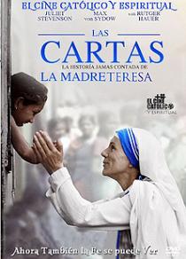 As Cartas de Madre Teresa - Poster / Capa / Cartaz - Oficial 3
