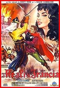 Os reis da França - Poster / Capa / Cartaz - Oficial 2