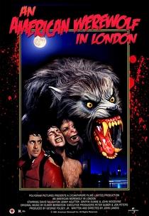 Um Lobisomem Americano em Londres - Poster / Capa / Cartaz - Oficial 4