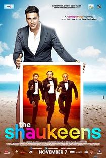 The Shaukeens - Poster / Capa / Cartaz - Oficial 3