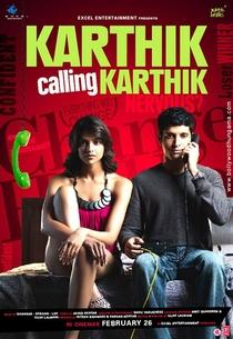 Karthik Calling Karthik - Poster / Capa / Cartaz - Oficial 1