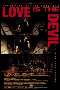 Love Is the Devil: Study for a Portrait of Francis Bacon - Poster / Capa / Cartaz - Oficial 3