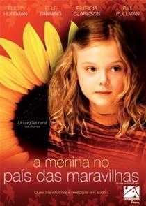 A Menina no País das Maravilhas - Poster / Capa / Cartaz - Oficial 3