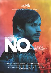No - Poster / Capa / Cartaz - Oficial 6