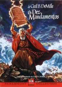 Os Dez Mandamentos - Poster / Capa / Cartaz - Oficial 10