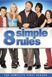 8 Simple Rules (1ª Temporada) - Poster / Capa / Cartaz - Oficial 1