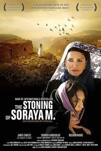 O Apedrejamento de Soraya M. - Poster / Capa / Cartaz - Oficial 2