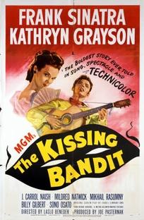 Beijou-me Um Bandido - Poster / Capa / Cartaz - Oficial 1